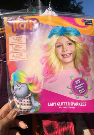 Lady glitter sparkles costume for Sale in Chino Hills, CA