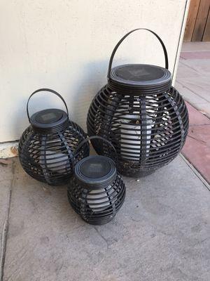 3 Lanterns for Sale in Pasadena, CA