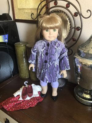 American girl doll asking $60 price is firm pick only for Sale in North Las Vegas, NV