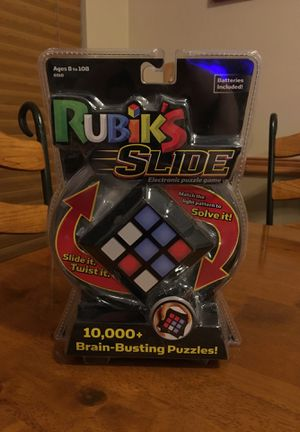 Rubik's Slide Electronic Puzzle Game! for Sale in Lake Worth, FL