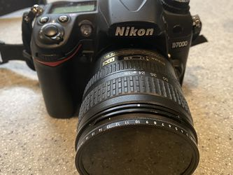 Nikon D7000 + lenses for Sale in San Diego,  CA
