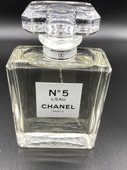 Chanel N°5 L'eau EDT 3.4oz tester for Sale in Santa Ana,  CA