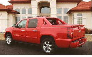Wonderful 2OO8 Chevrolet Avalanche Limited One Owner 4WDWheels for Sale in Washington, DC
