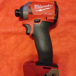 "NEW MILWAUKEE M18 FULE 1/4"" IMPACT for Sale in Fort Worth, TX"