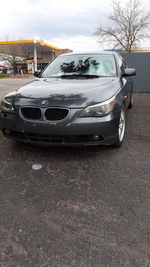 2006 bmw 530 series for Sale in Denver, CO