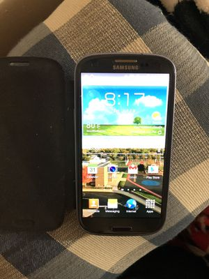 Galaxy s3 VERIZON unlocked for Sale in Aurora, IL