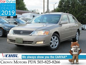 2001 Toyota Avalon for Sale in Milwaukie, OR