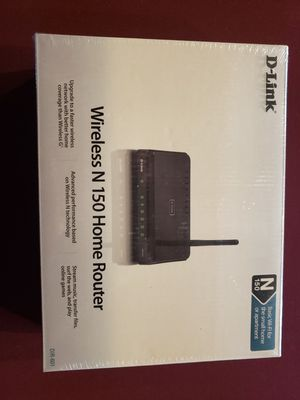 D-Link Wireless N150 Router for Sale in Fort Lauderdale, FL