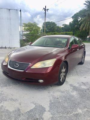 Lexus es350 2007 !!!ONE OWNER!!! for Sale in Miami, FL