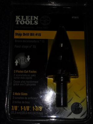 drill bit and see trreatment for Sale in Battle Creek, MI