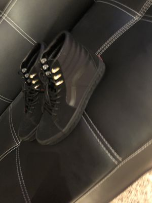 Black panther vans for Sale in Westerville, OH