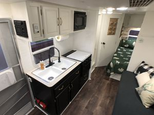 Modern, Cozy Tiny Home On Wheels! for Sale in La Center, WA