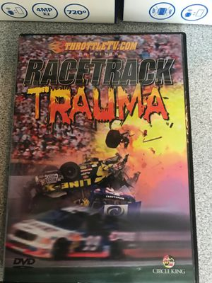 Racetrack Trauma dvd for Sale in Annville, PA