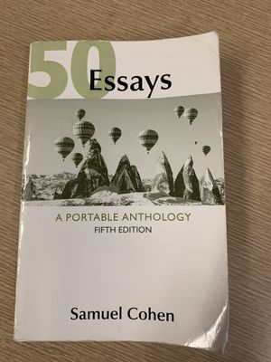 50 essays book for Sale in Bellflower, CA