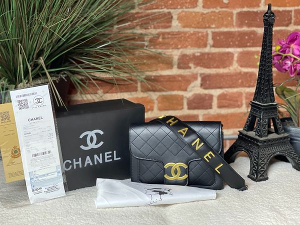 Chanel Clutch w/ strap