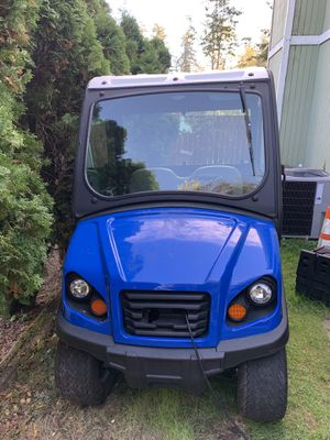 2017 CarryAll 500 , club cart, golf cart, utility cart. for Sale in Seattle, WA