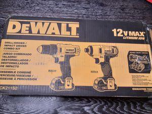 Dewalt set for Sale in Winston-Salem, NC