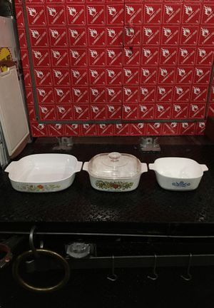 Corning ware Pyrex set for Sale in Fife, WA