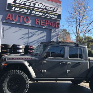 Jeep Tire Wheels On Sale Lowest Price In Bay Year for Sale in Lafayette, CA