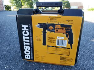 "NEW 7 AMP 1/2"" VSR 2 SPEED HAMMER DRILL KIT for Sale in Chambersburg, PA"