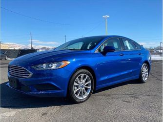 2017 Ford Fusion for Sale in Yakima,  WA
