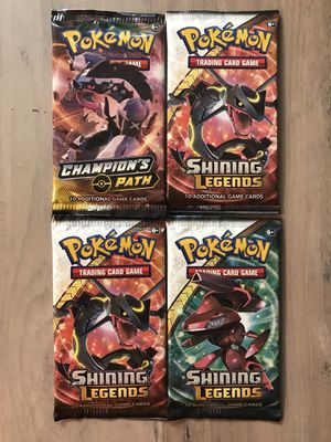 Pokemon TCG Sealed Booster Packs for Sale in Renton, WA