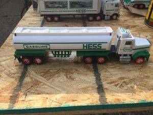 Hess Truck collectible toy tanker for Sale in Canton, OH