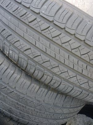 4 Michelin tires 235 6517 for Sale in Fort Lauderdale, FL