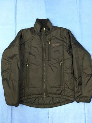 Black Marmot jacket model TR6 ! EXCELLENT CONDITION for Sale in Chevy Chase, MD