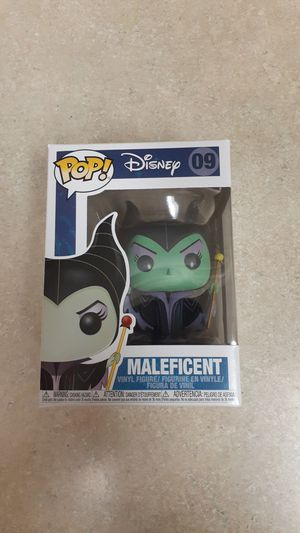 FUNKO POP! DISNEY #09 MALEFICENT for Sale in Huntington Beach, CA