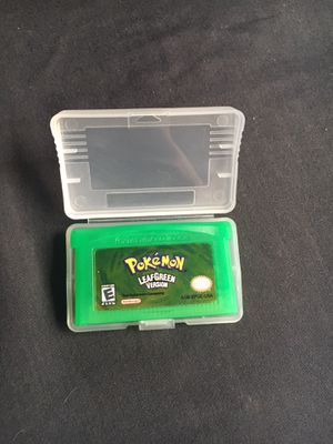 Pokémon Leaf Green (Game ONLY) for Sale in Fresno, CA