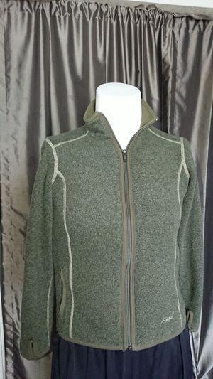 Kuhl XS Fleece jacket women's zippered green for Sale in Glendale, AZ