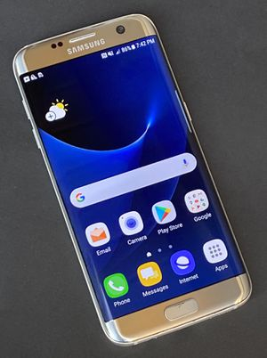 Samsung Galaxy S7 Edge 32GB Unlocked Verizon TMobile AT&T Metro Cricket International for Sale in Tampa, FL