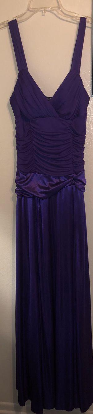 XOXO women's Large dress. Purple for Sale in Riverside, CA