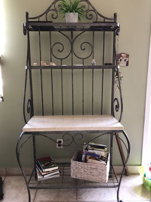 Country kitchen baker's rack!!! Just beautiful for Sale in Staten Island, NY