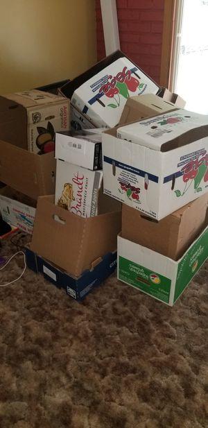 Boxes for Sale in Bonney Lake, WA
