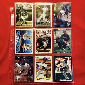 Baseball Card Sleeve Sets for Sale in Casa Grande, AZ