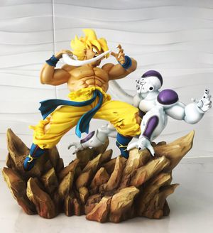 7 Pound Statue Goku Vs Frieza High Resin Exclusive Model - Dragon Ball Z | DBZ DBS Super Figure Collectible for Sale in Miami Beach, FL