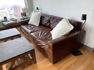 Restoration Hardware Comfy Couch for Sale in PECK SLIP, NY