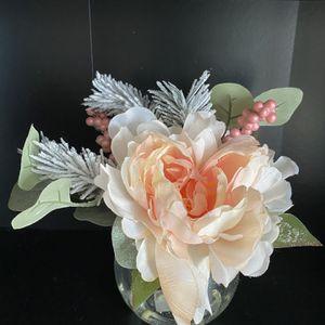 MOVING OUT SALE!!!Pink flower vase for Sale in Herndon, VA