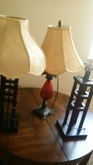 Table lamps for Sale in Columbus, OH