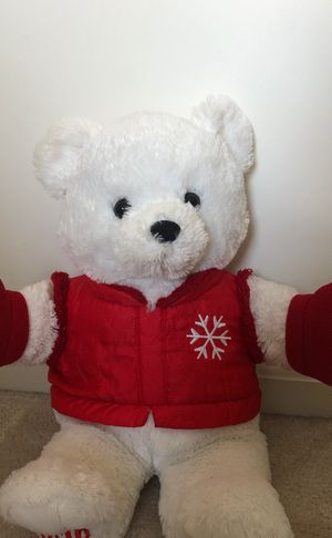 Dan Dee collectors choice snow bear for Sale in Germantown, MD