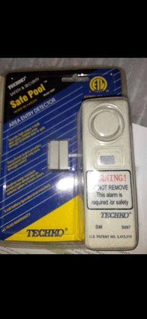 techko safe pool alarm for Sale in Ceres, CA