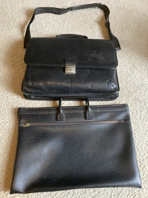 Two portfolio carrying cases for Sale in Watertown, CT