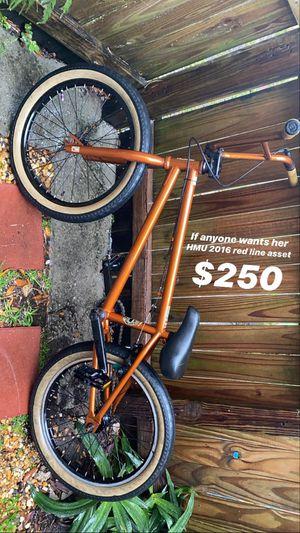 Redline asset 20 bmx for Sale in North Miami Beach, FL