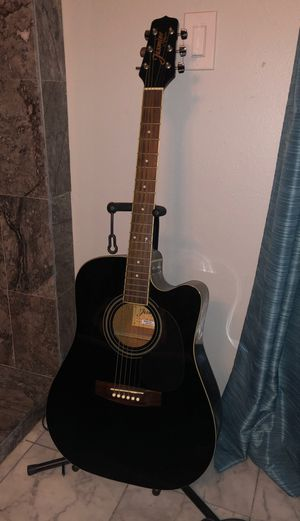 """Jasmine"" by Takamine acoustic/electric guitar for Sale in ROWLAND HGHTS, CA"