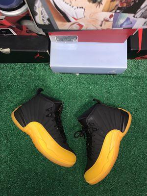 Jordan 12 Gold for Sale in Alexandria, VA