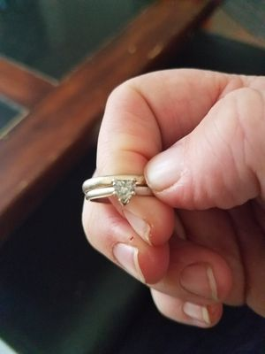 Wedding Ring set for Sale in Moriarty, NM