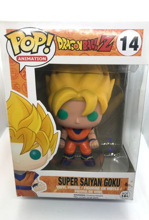 Super Saiyan Goku Funko POP 14 for Sale in Riverside, CA