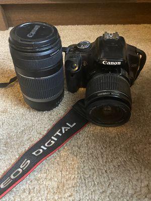 Canon Rebel XSi DSLR camera for Sale in Seattle, WA